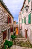 Rovinj's medieval old town, Croatia - 76477061