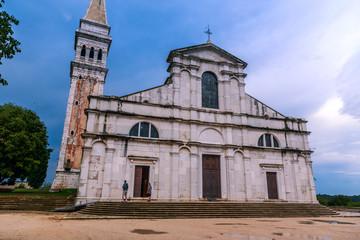 St. Euphemia's Basilica in Rovinj