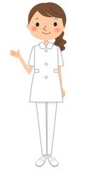 看護師(案内)