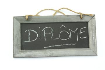 ardoise diplôme