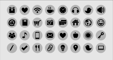 Web / Mobile / Icons