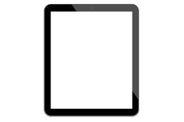 Digital Tablet - Isolated
