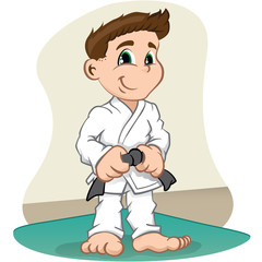 fighter child martial arts, judo, karate, jujitso, taekwondo