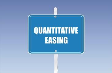 panneau quantitative easing
