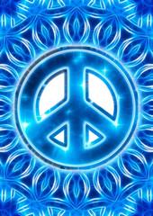 Cosmic Peace Symbol