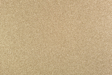 Glitter: Gold Glitter Background