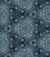Background of Thai style fabric pattern