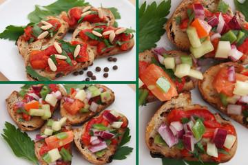 Casse croûte - Crudités - Tartines - Buffet