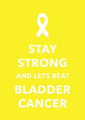bladder cancer poster