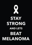 melanoma poster poster