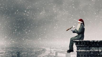 Santa will come!