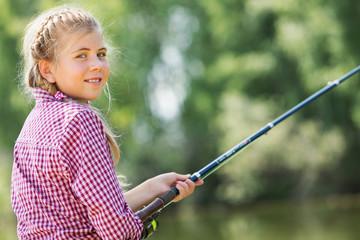 I'll catch big fish!