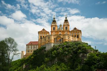 Melk monastery, Austria