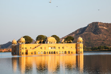 Waterpalace in Jaipur