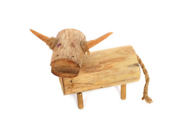The Wooden Buffalo model