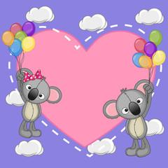Lovers Koalas