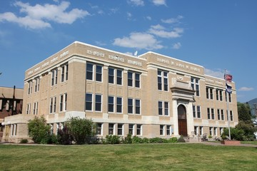 Steamboat Springs - Routt County Courthouse
