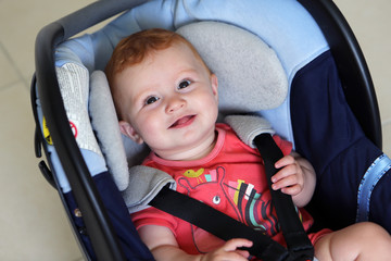 Baby and safety seat