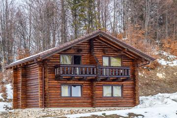 Wooden cottage Estonia