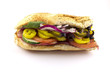 canvas print picture - The Works Sandwich