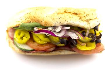 The Works Sandwich