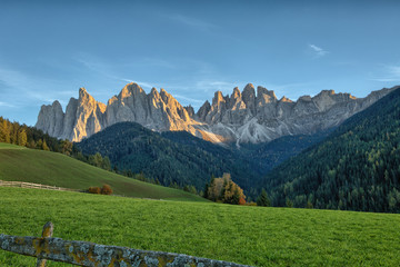 Odle - Val di Funes