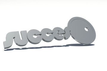 Key to succes