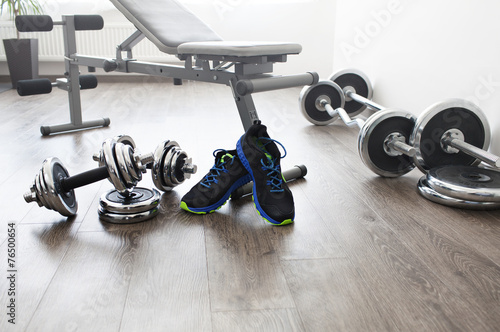 fitness center ready for you - 76500654