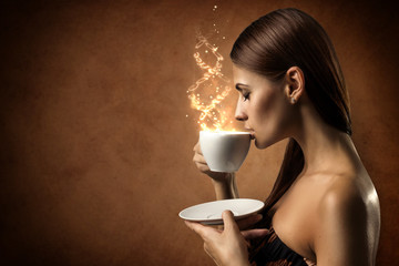 Coffee magic