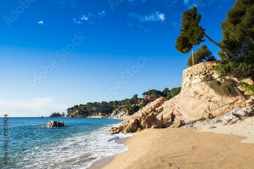 Zdjęcia na płótnie, fototapety, obrazy : Costa Brava beach