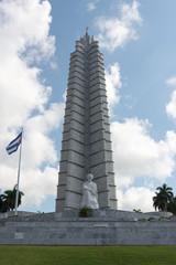Revolution Square in Havana,Cuba