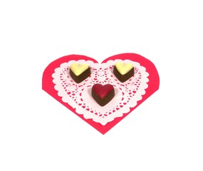 Hearts for Valentines or Mothers day