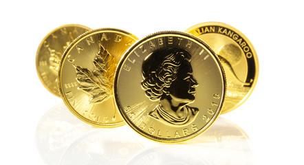 Gold - Goldmünzen