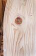 Leinwanddruck Bild - Holzhintergrund Holzbrett Douglasie Brett mit Maserung