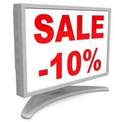 Распродажа. Скидка 10% (Sale -10%)