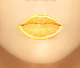 Lemon lips