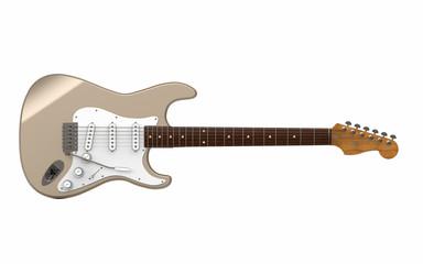E-Gitarre hell