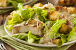 Healthy Grilled Chicken Caesar Salad - 76511624