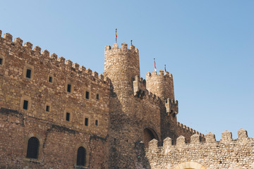 Castle of Siguenza, Guadalajara