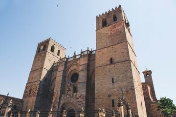 Siguenza Cathedral, Guadalajara