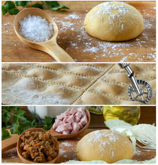 Ingredients For Braised Beef Agnolotti