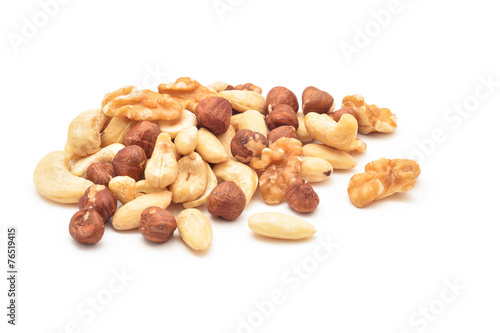 nuts mix - 76519415