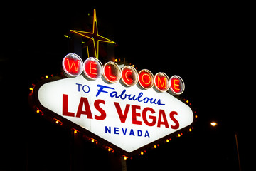 Welcome to las Vegas