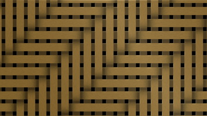 long cross tape pattern wallpaper pan up yellow