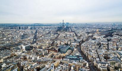 フランス パリ全景