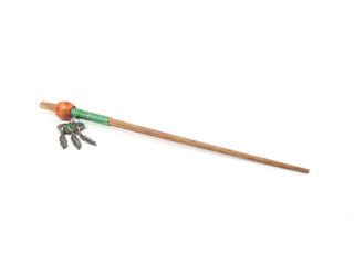 hairpin wood craft chopsticks