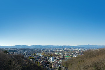 平山城祉公園