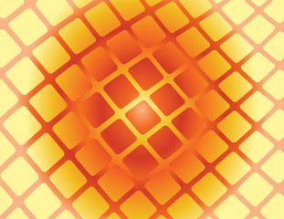 Abstract grid background template