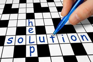 Crossword - Help and Solution