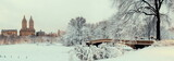 Central Park winter - 76540645